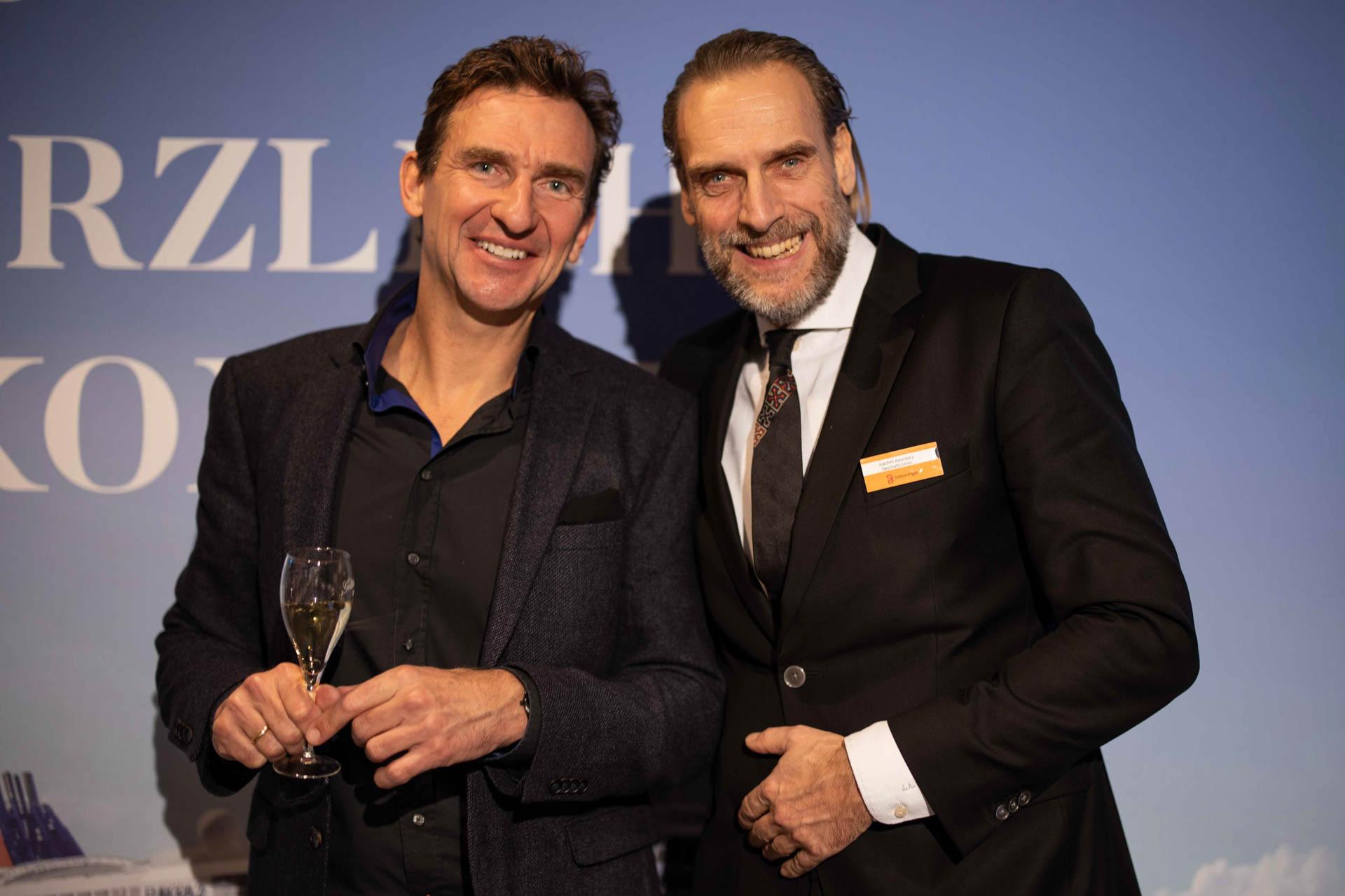Kai Schepp und Joachim Aisenbrey