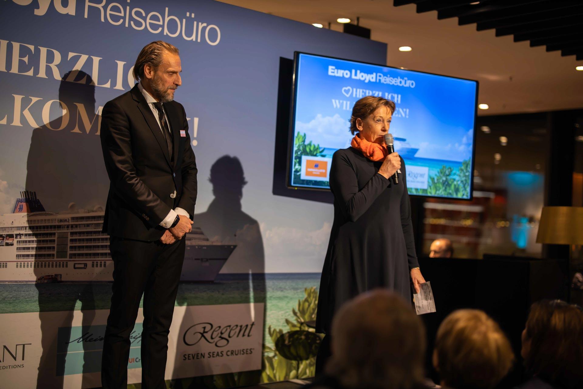 Joachim Aisenbrey und Gabriele Reminder-Schray