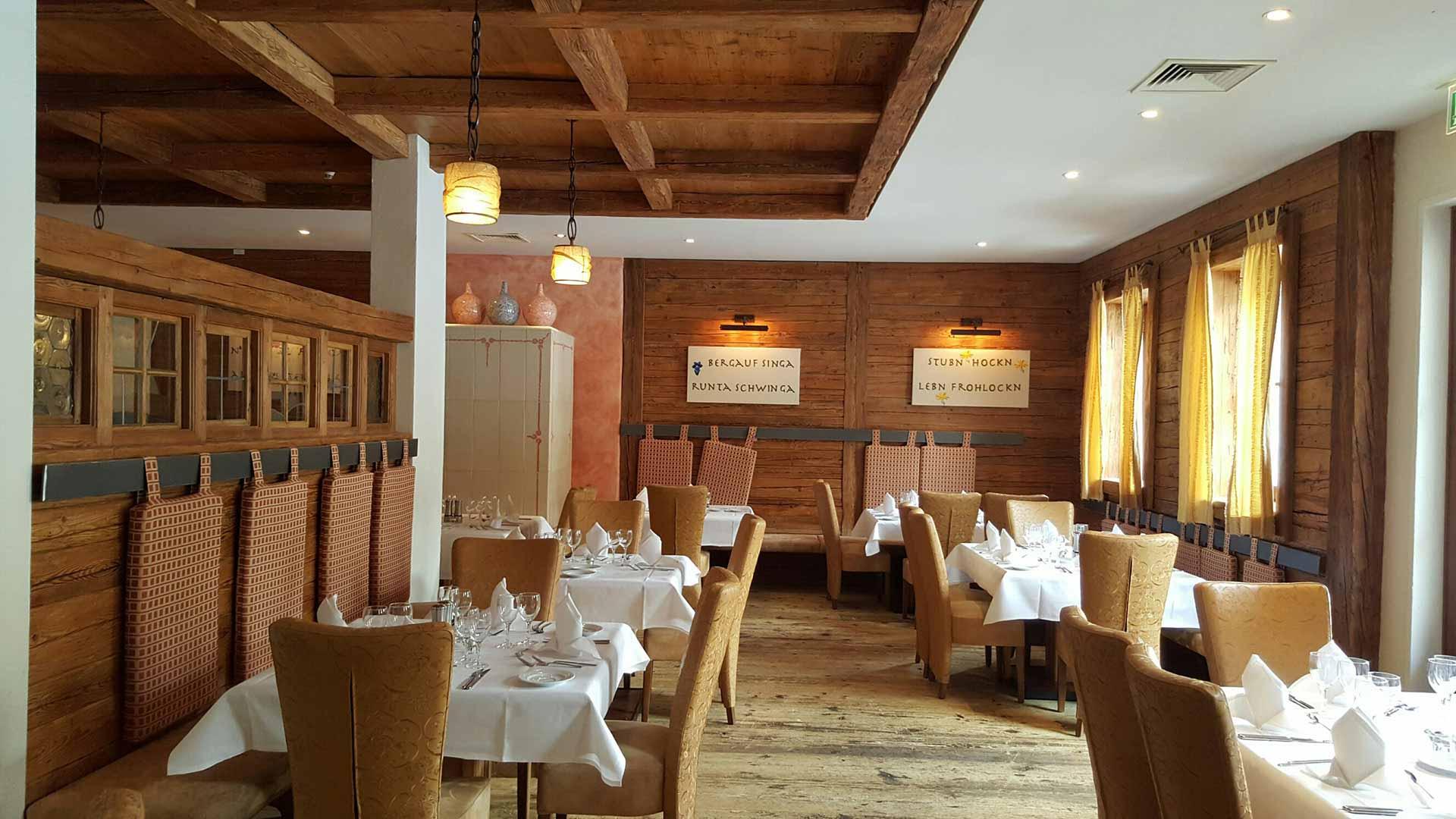 ROBINSON Club Amadé - Restaurant