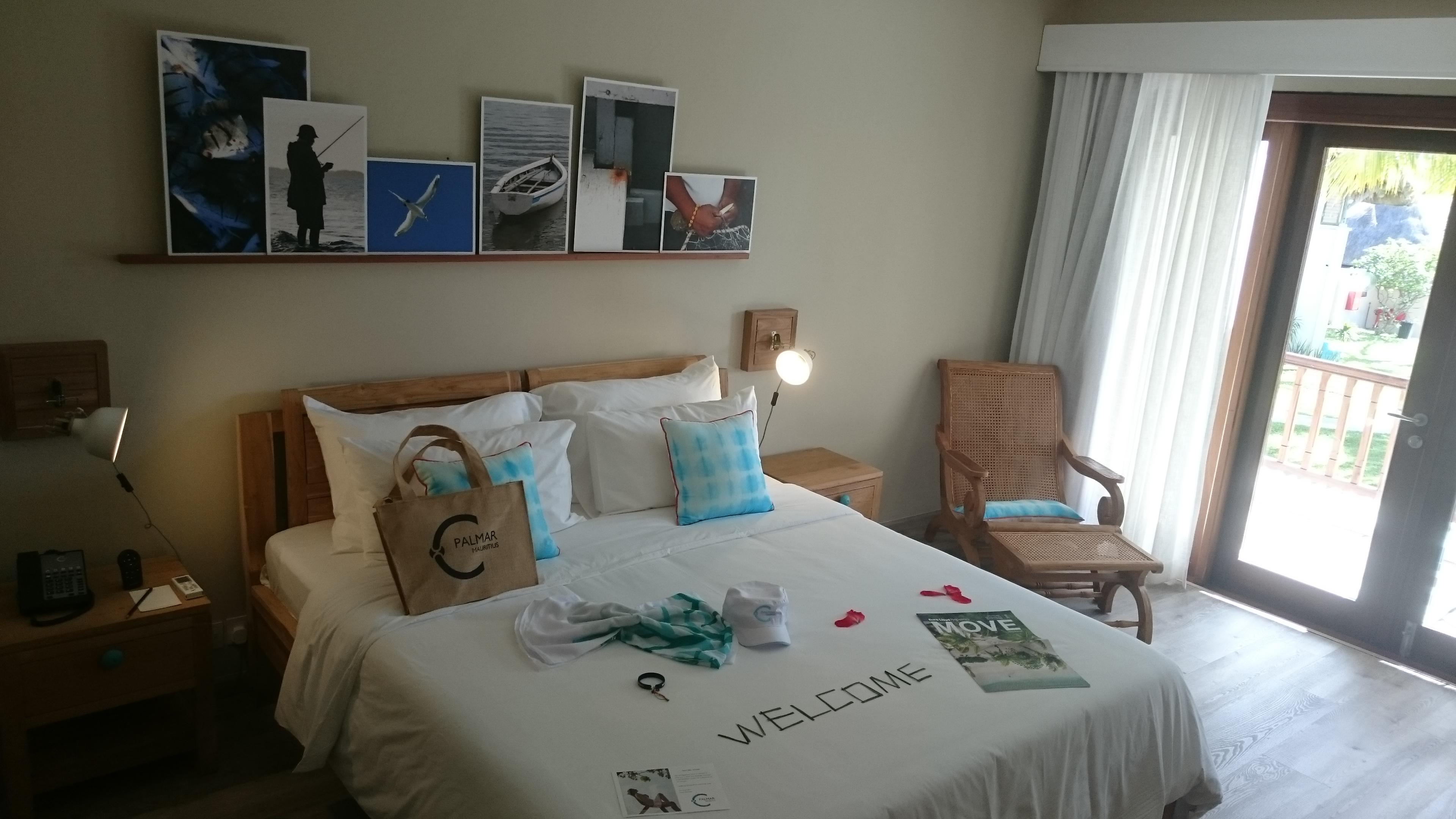 C Palmar Mauritius - Zimmer