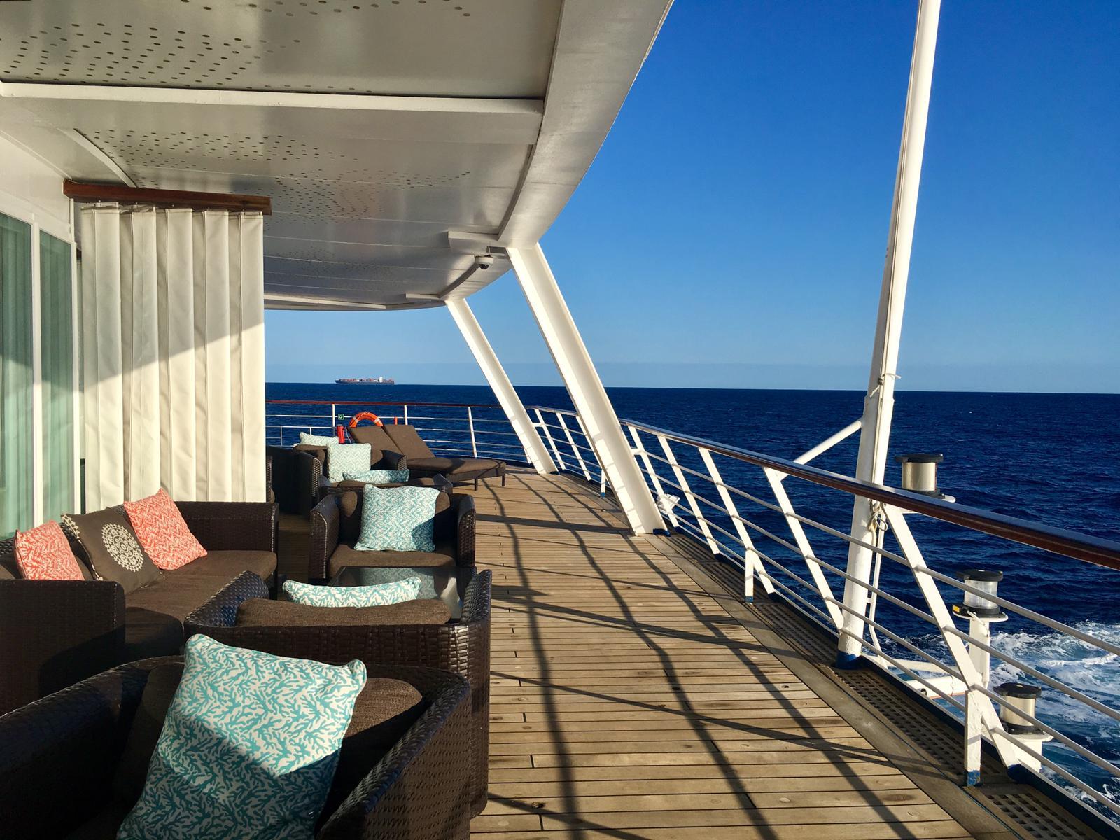 Horizon Lounge Aussenbereich