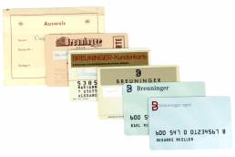 60 Jahre Breuninger Card