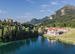 AMERON Neuschwanstein Alpsee Resort & Spa Aussenansicht