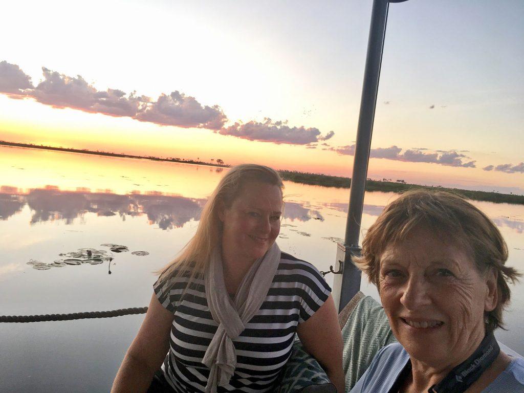 WILDERNESS SAFARIS –Sonnenuntergang