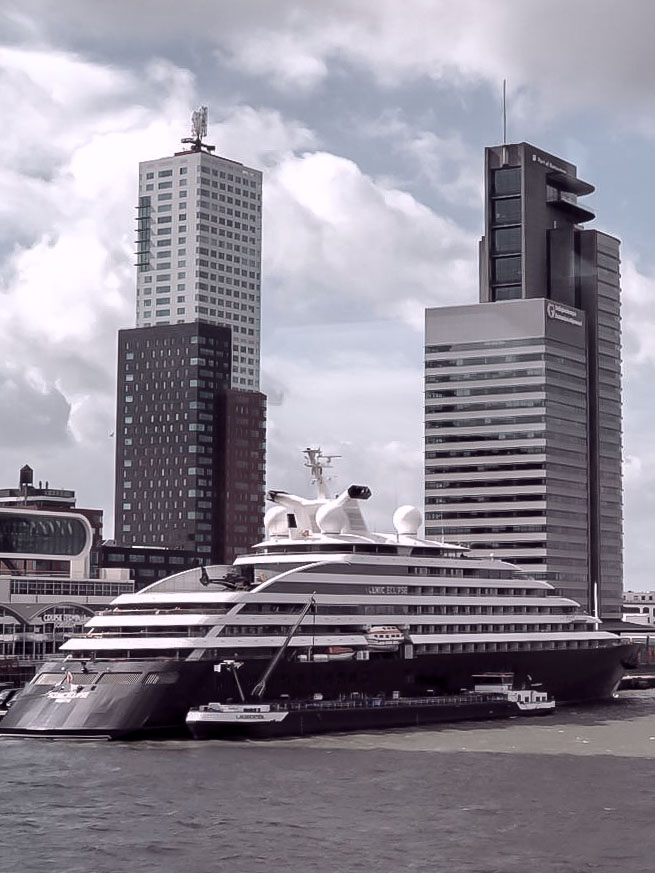 Scenic Eclipse Rotterdam 2019