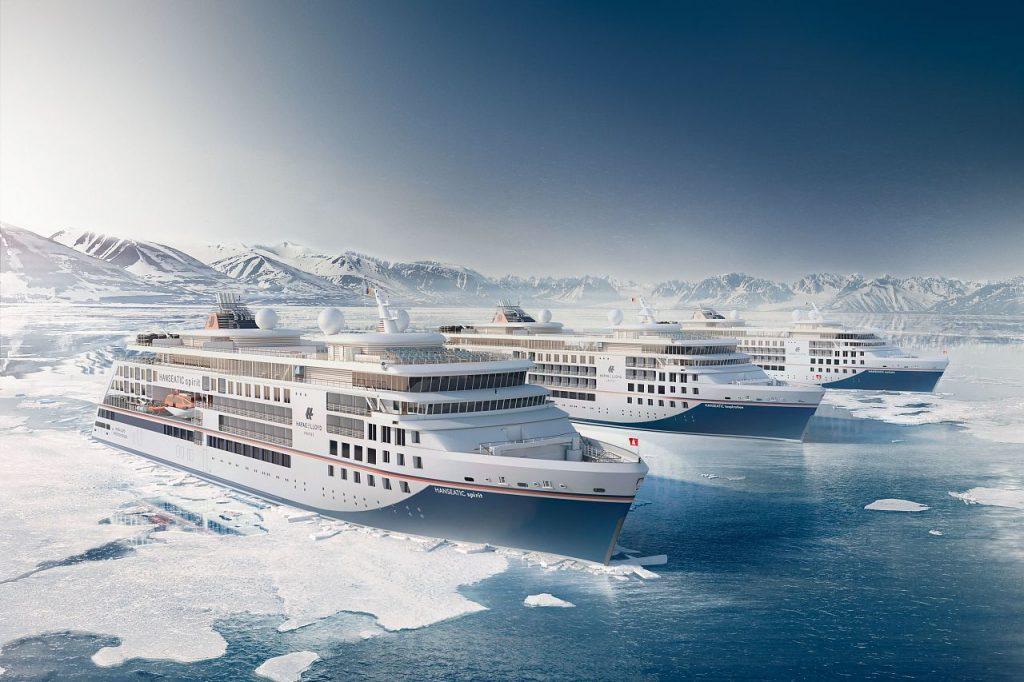 HANSEATIC Spirit, Inspiration und Nature im Eis