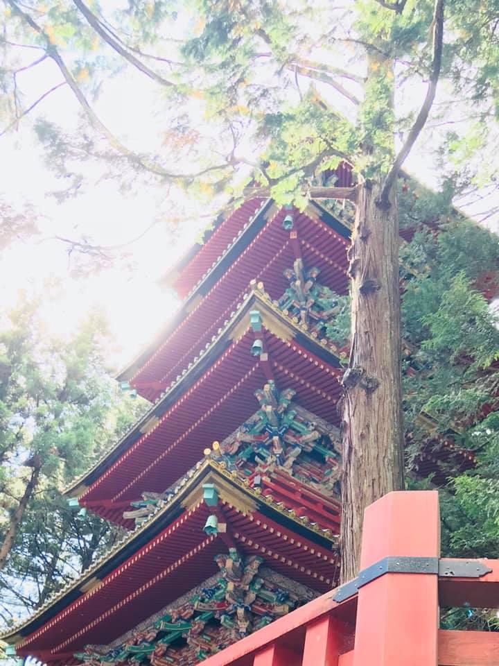 Rinno Ji Tempel Nikko