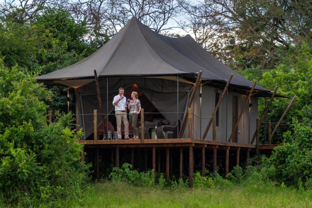 Magashi Camp