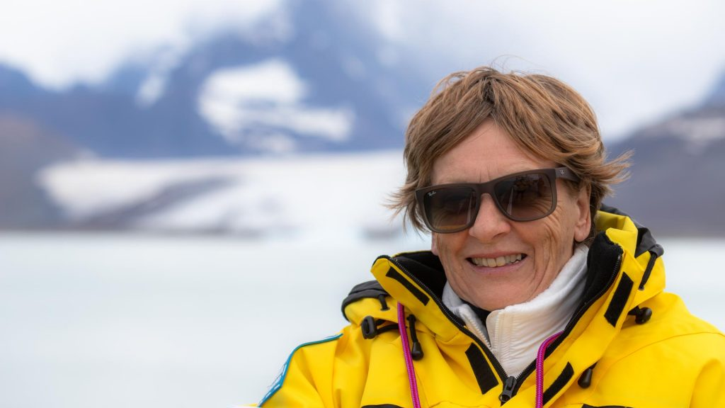 Gabriele Reminder-Schray, Antarktis