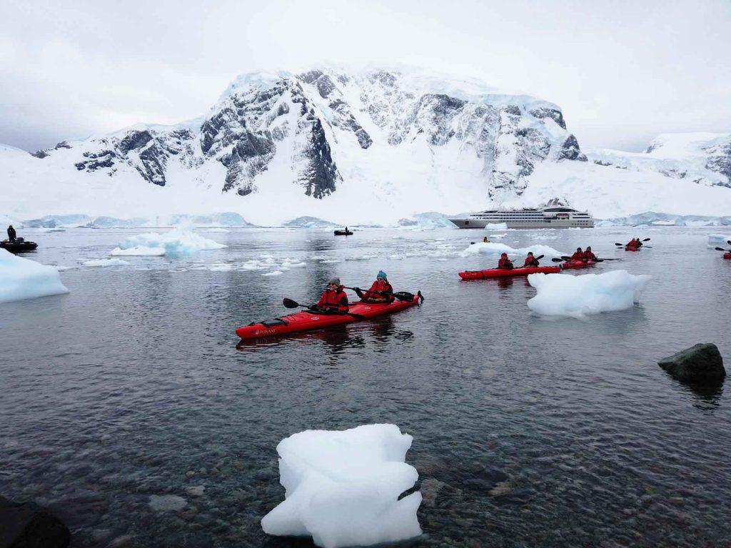 Neko Harbour, Antarktische Halbinsel