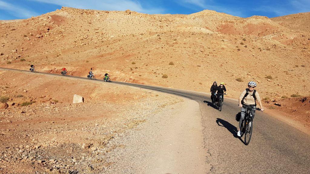 Marokko Biketour