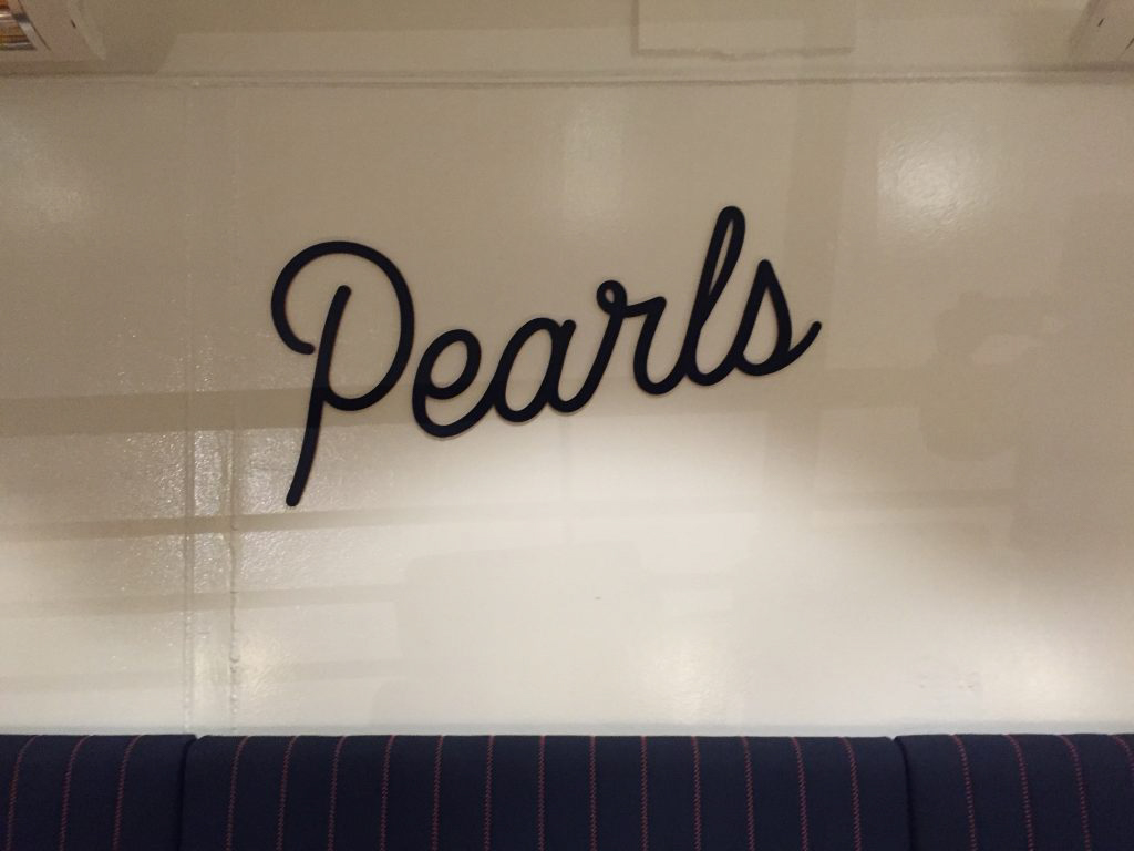 Restaurant Pearls