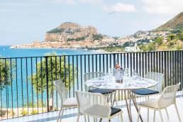 Club_Med_Cefalu Außenbereich Hauptrestaurant Balkon