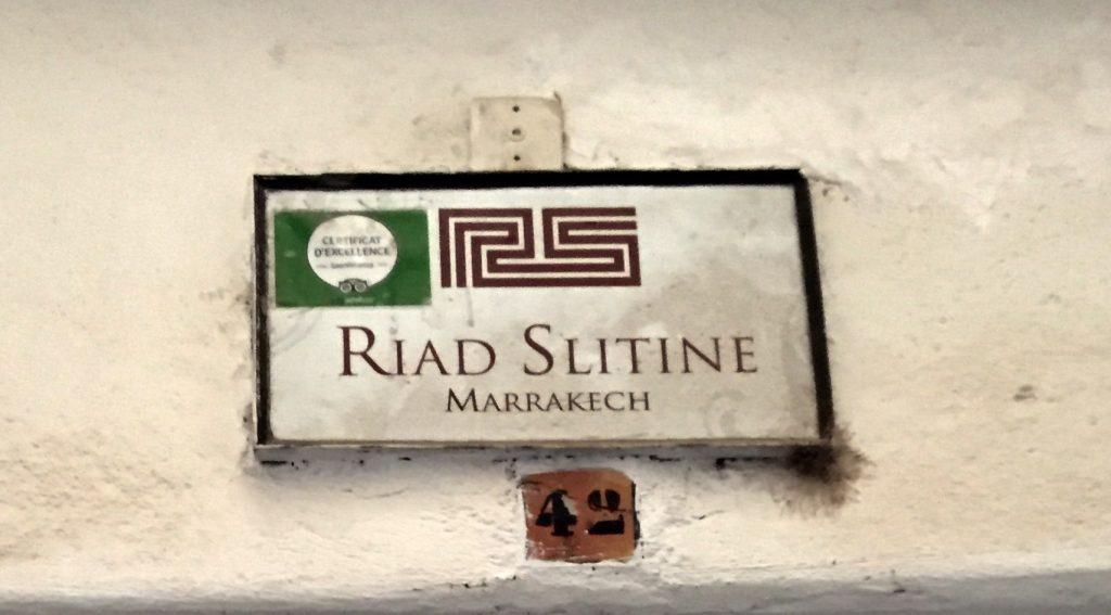 Riad Slitine Marrakech