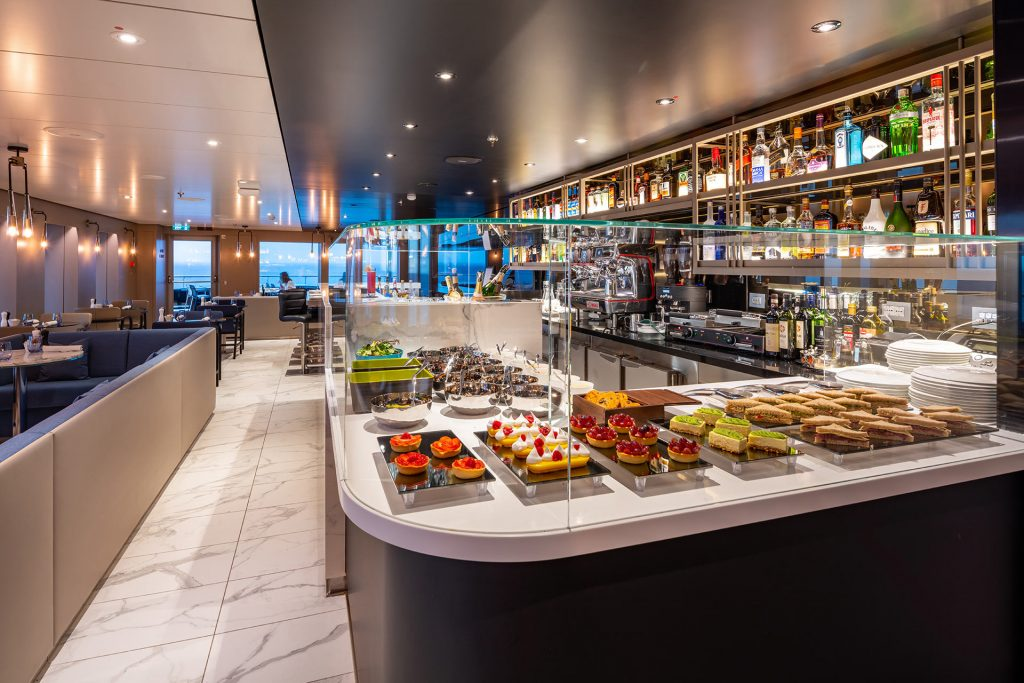 Azure Bar Café