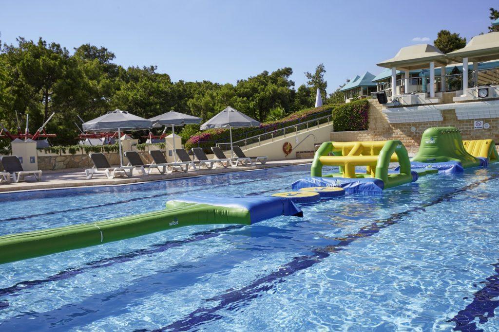 ROBINSON CLUB PAMFILYA-Pool
