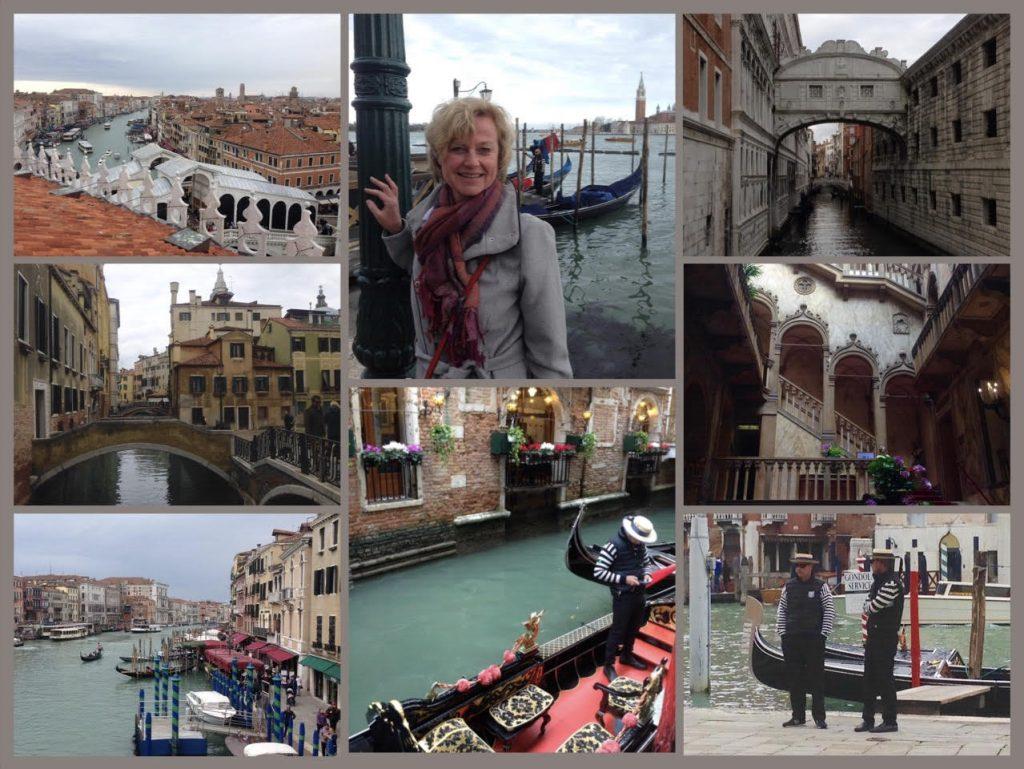 Venedig - Collage