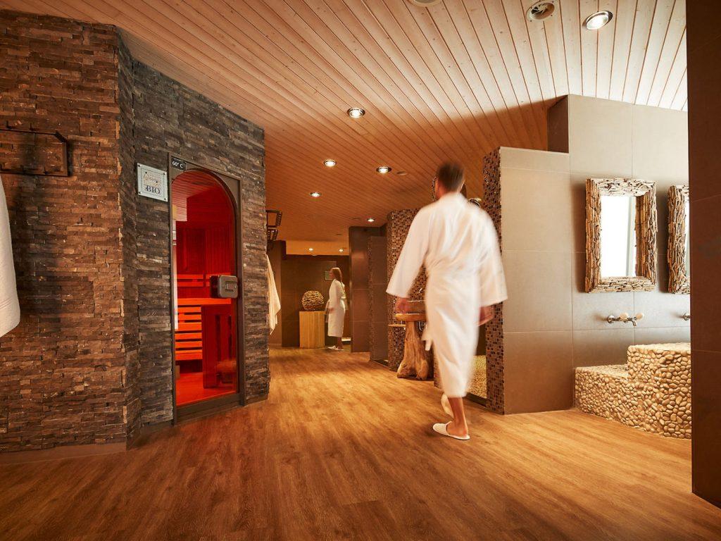 ROBINSON Club Arosa - Saunabereich