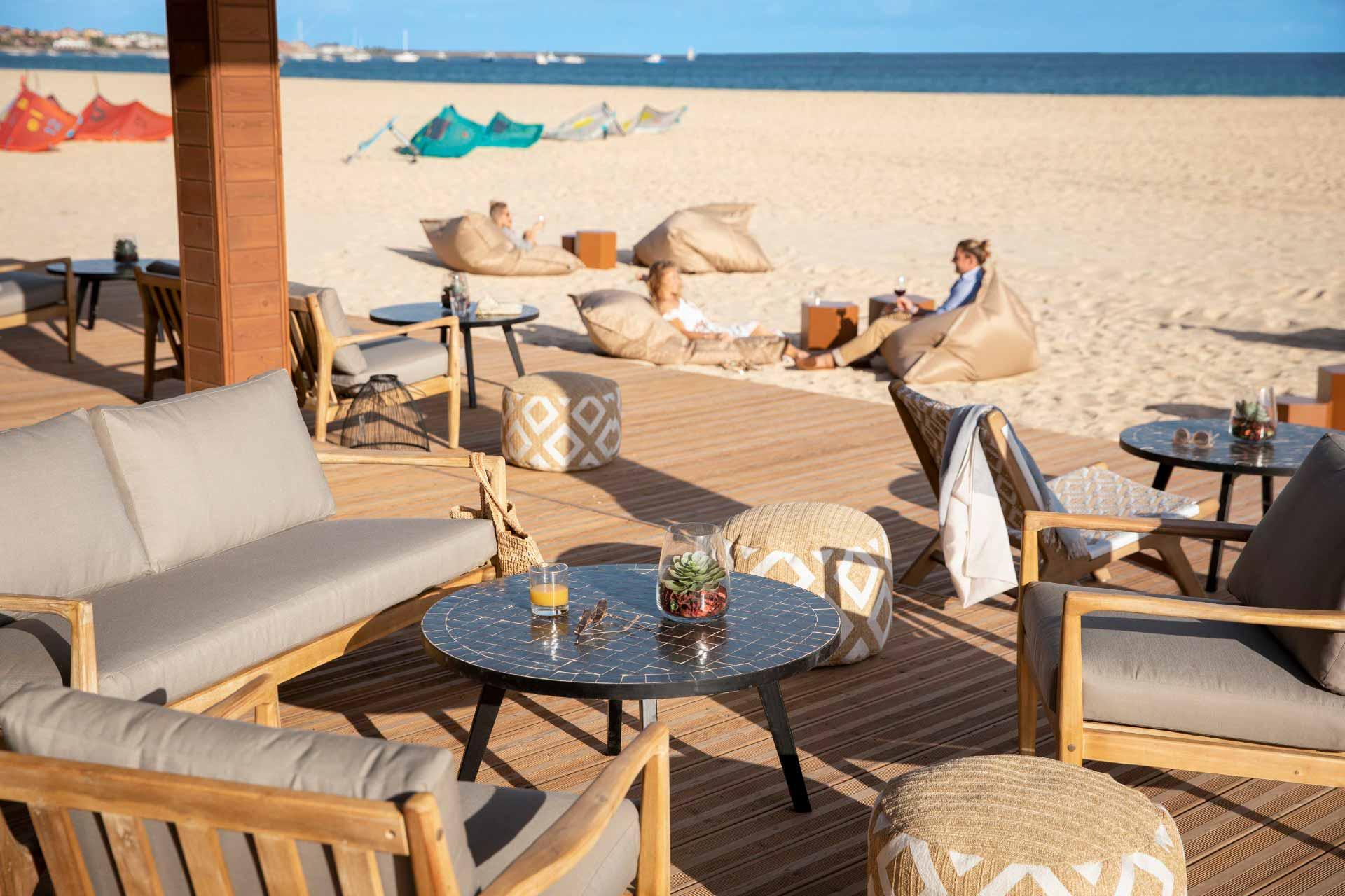 ROBINSON Club Cabo Verde - Beachbar