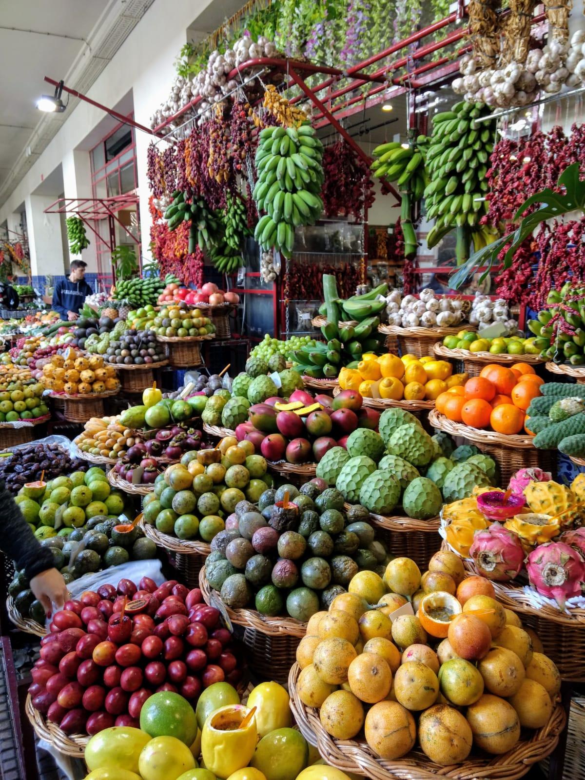 Markt Madeira