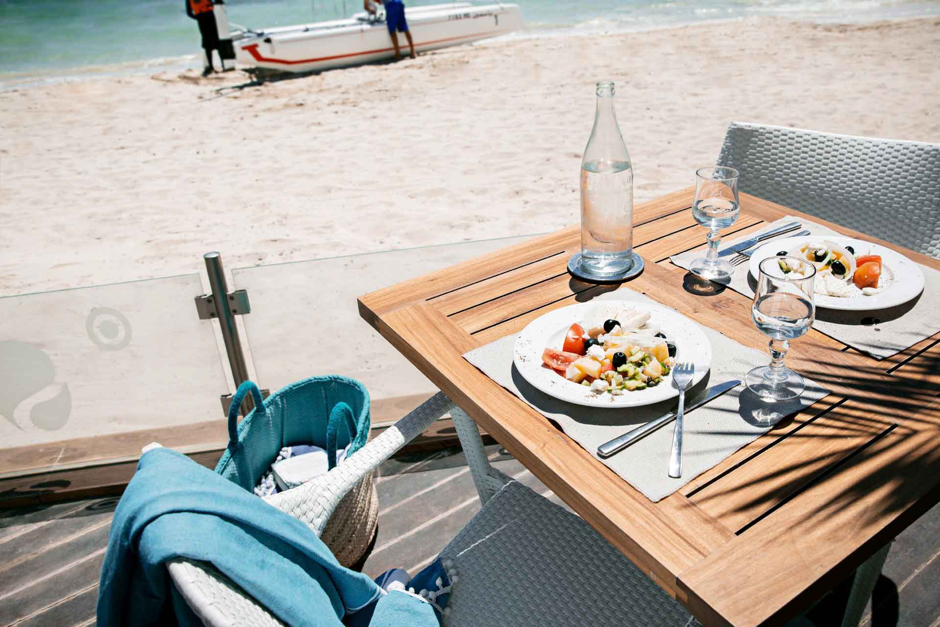 ROBINSON CLUB DJERBA BAHIYA - Strandrestaurant