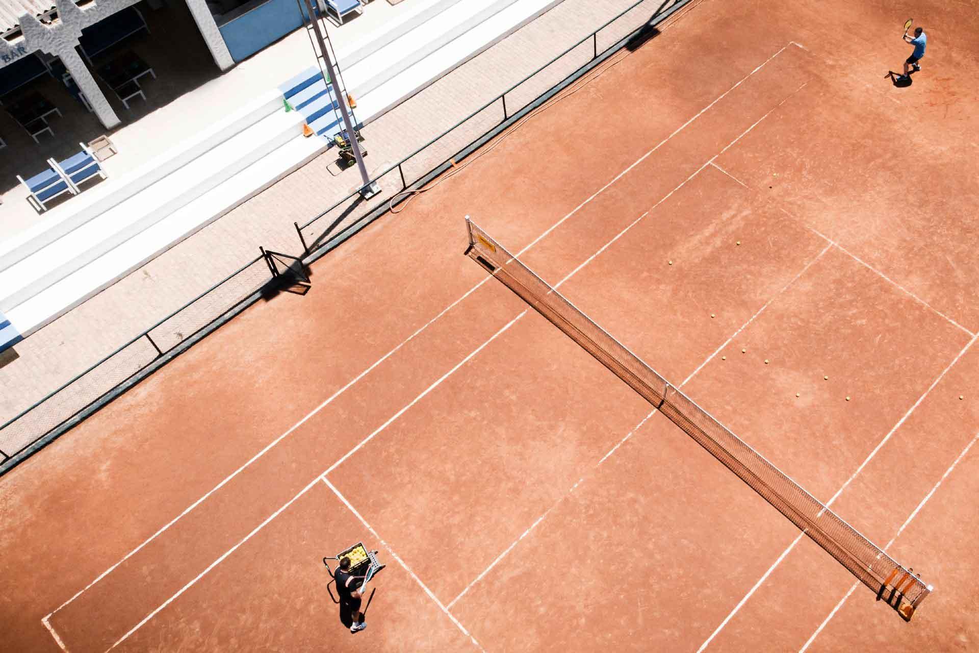 ROBINSON CLUB DJERBA BAHIYA - Tennis