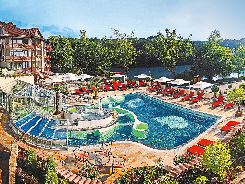 Romantischer Winkel - RoLigio® & Wellness Resort