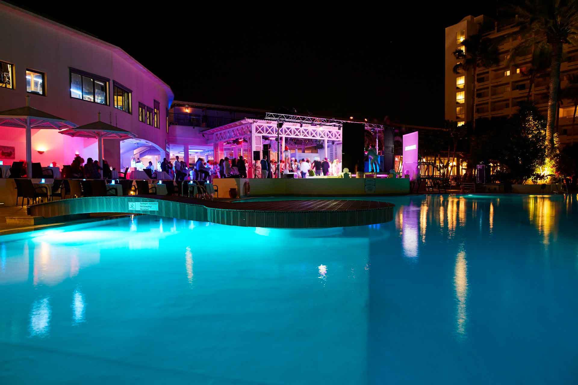 ROBINSON CLUB JANDIA PLAYA - Party