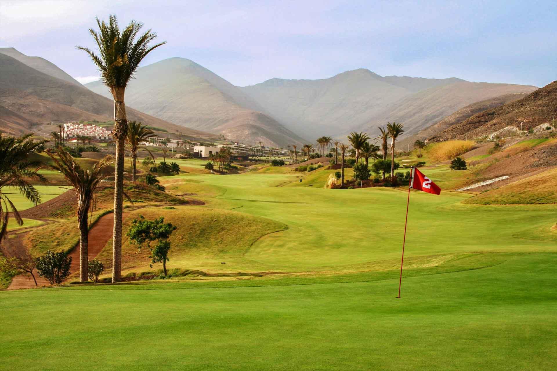 ROBINSON CLUB JANDIA PLAYA - Golf