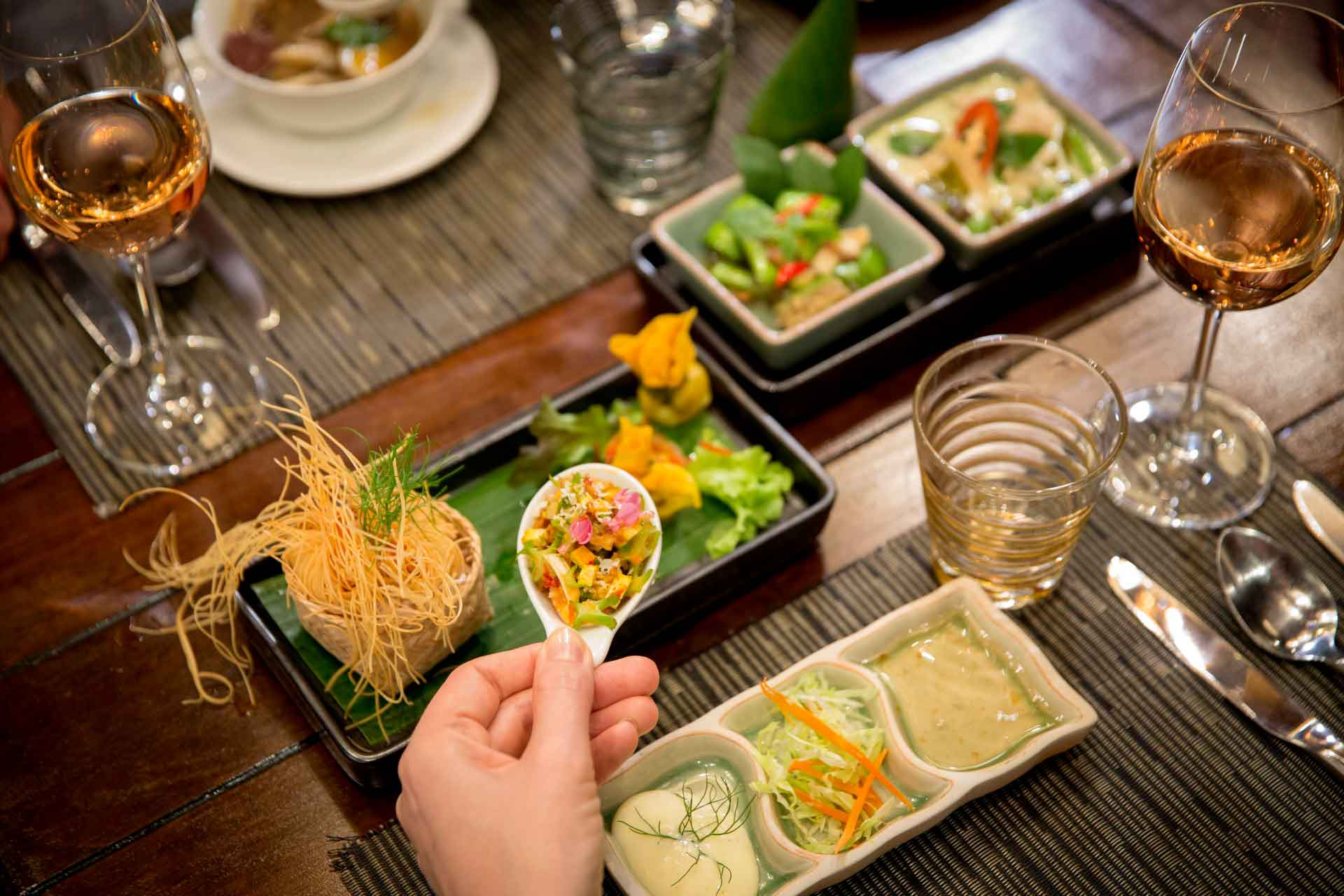 ROBINSON CLUB KHAO LAK - Hauptrestaurant