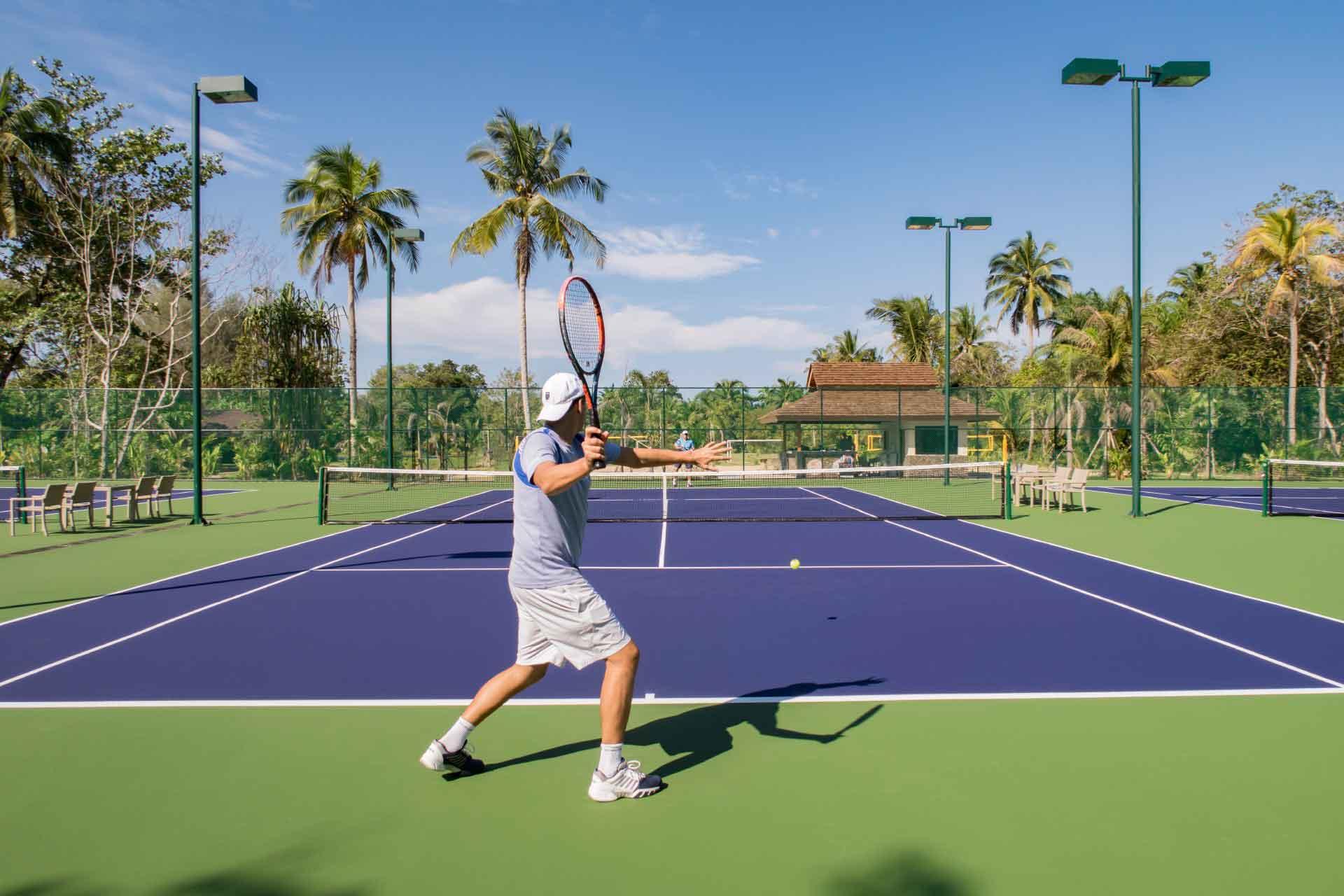 ROBINSON CLUB KHAO LAK -Tennis