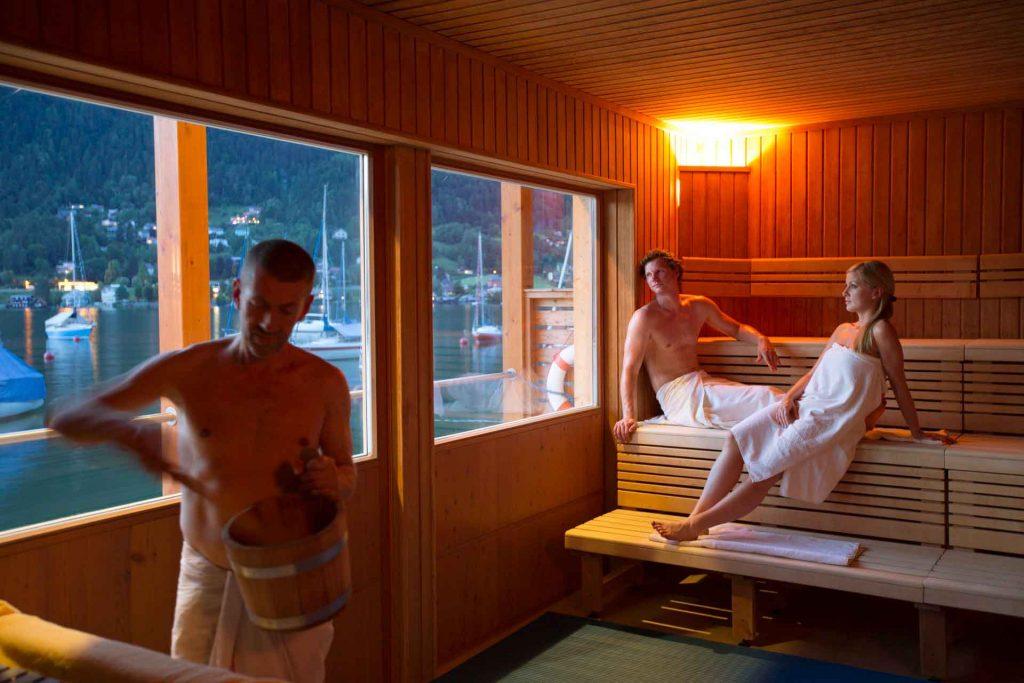 ROBINSON CLUB Landskron - Sauna