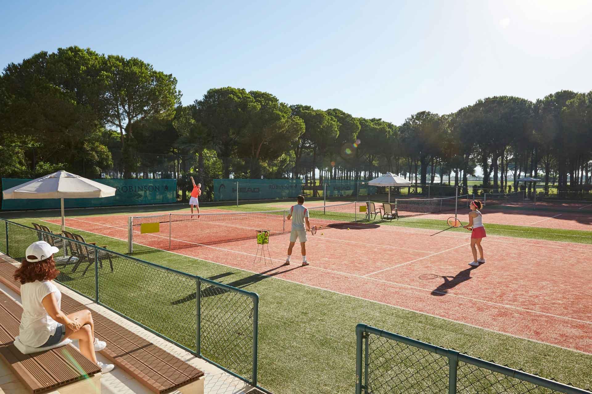 ROBINSON CLUB NOBILIS - Tennis