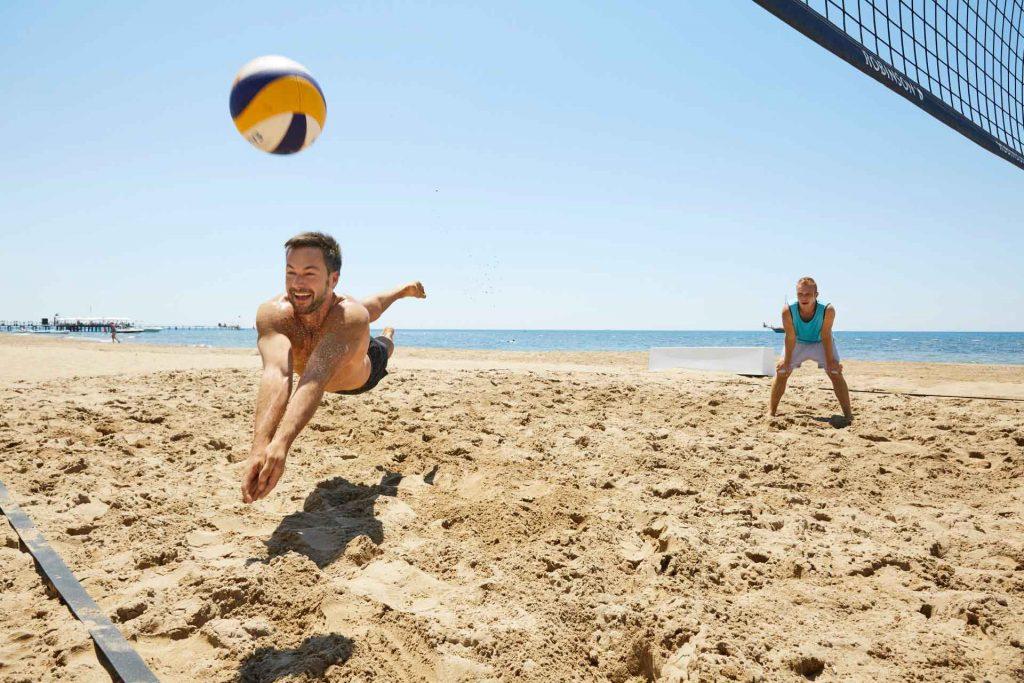 ROBINSON CLUB PAMFILYA - Beachvolleyball