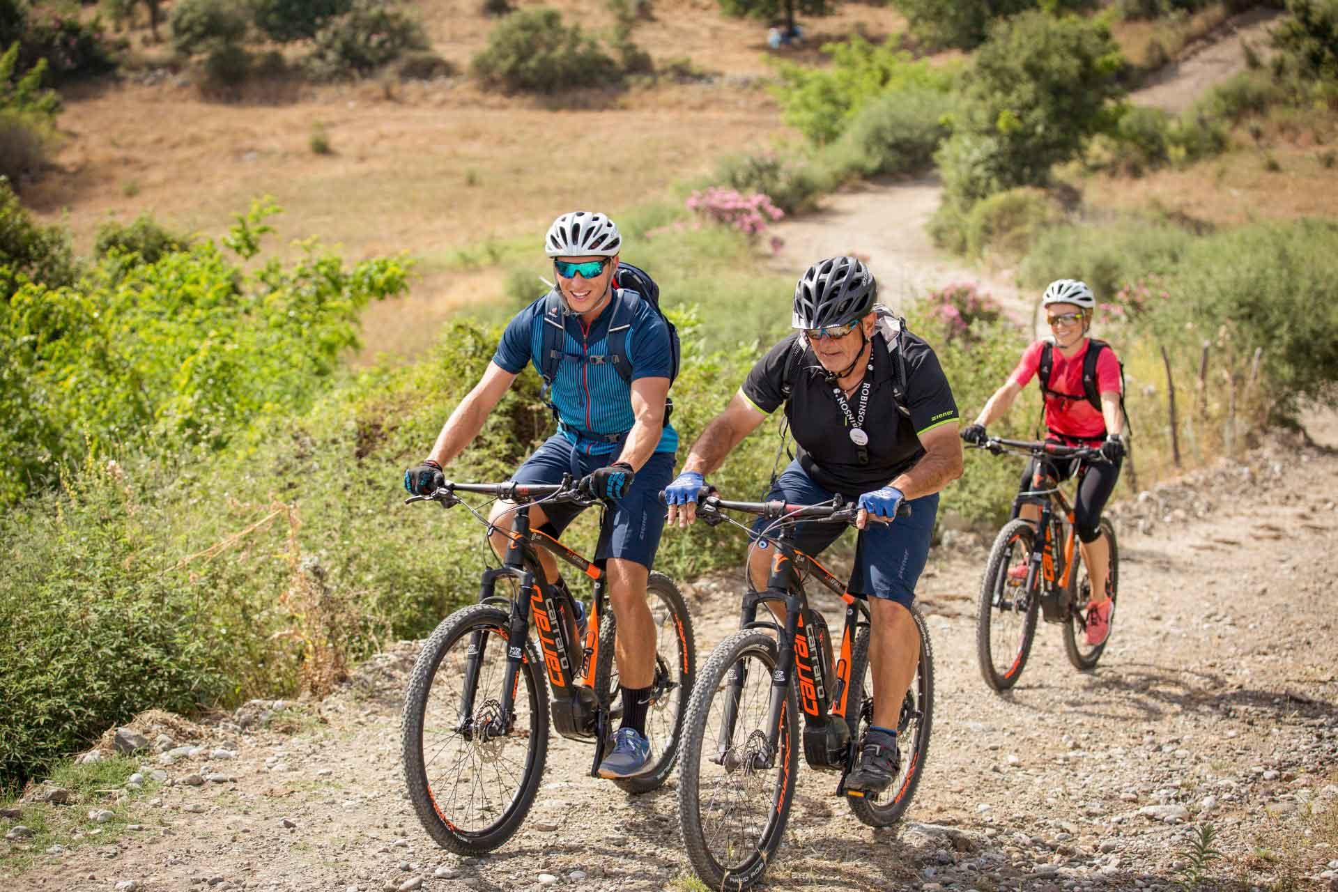 ROBINSON CLUB SARIGERME PARK - Biken