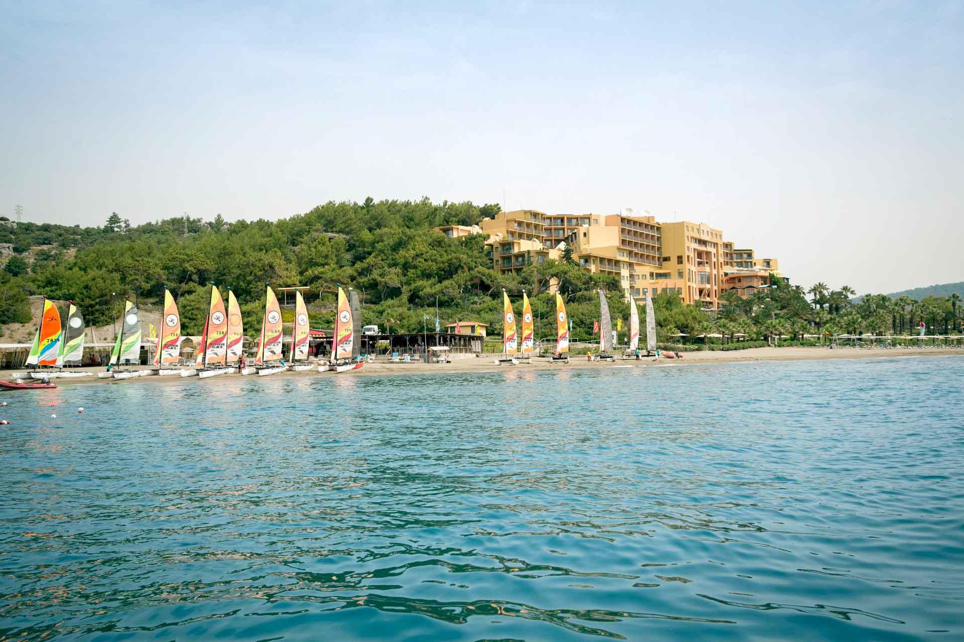ROBINSON CLUB SARIGERME PARK - Wassersport