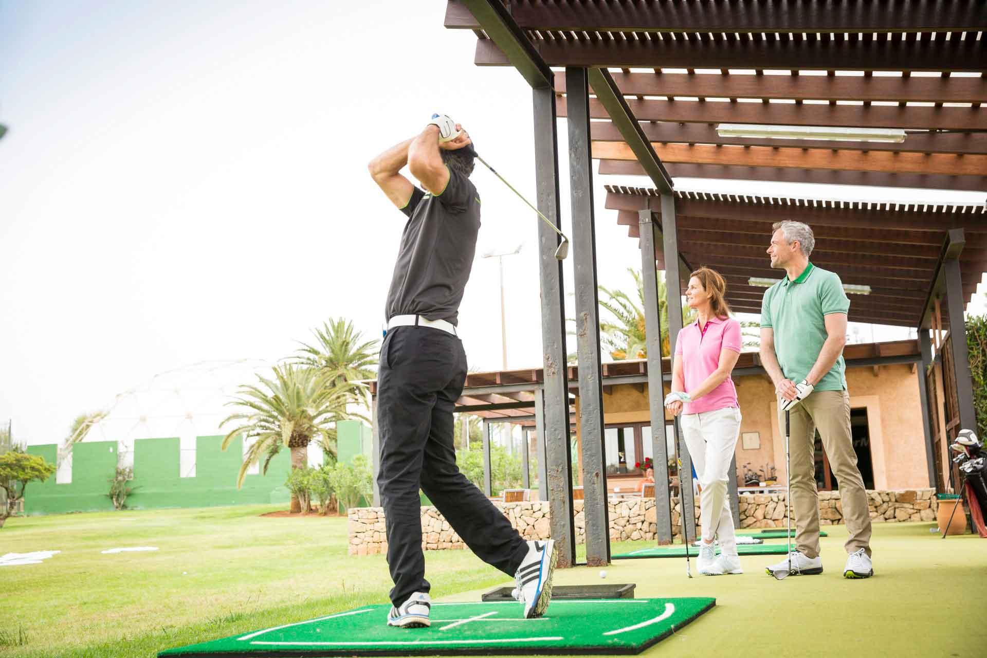 ROBINSON CLUB CALA SERENA - Golf