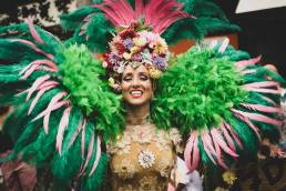 Karneval auf Madeira