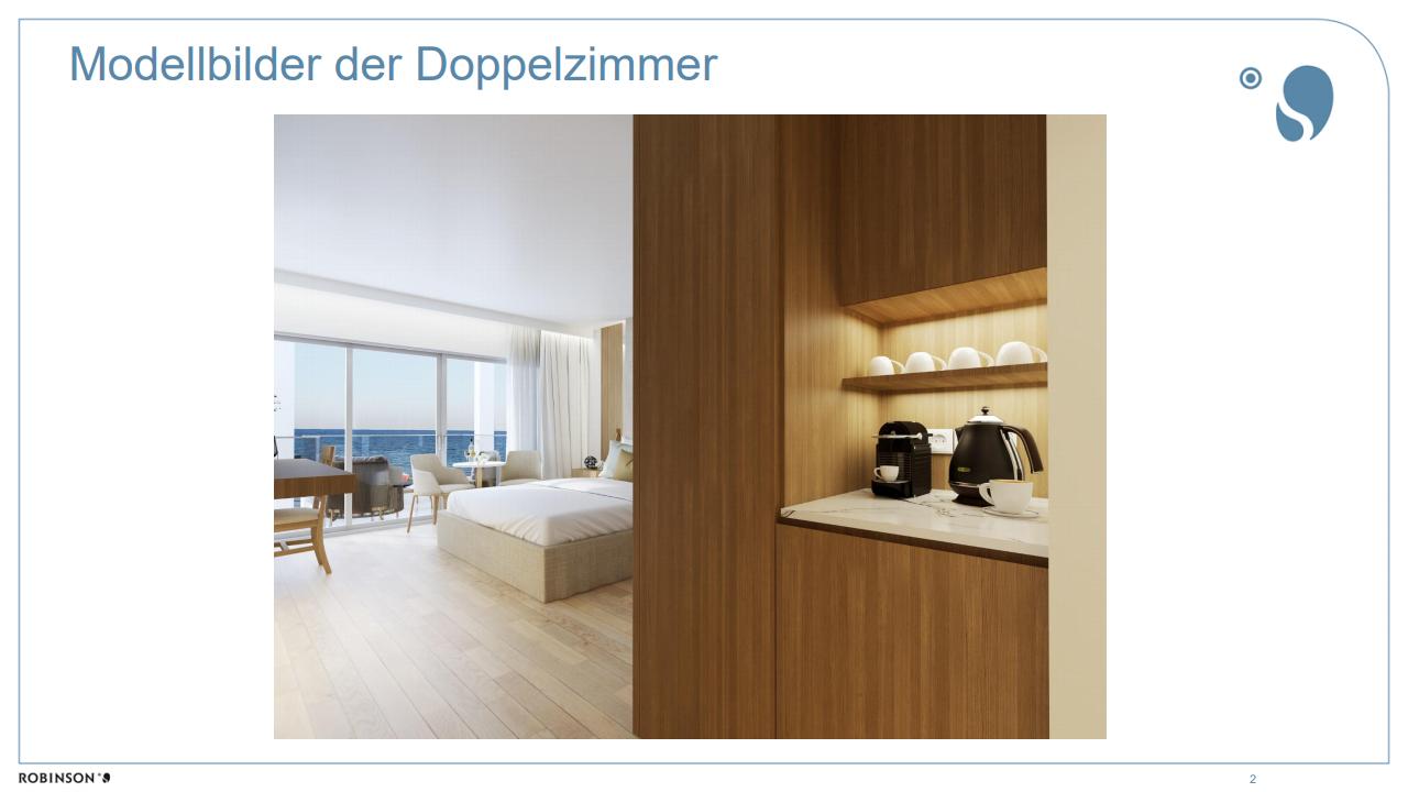 Modelbild Doppelzimmer