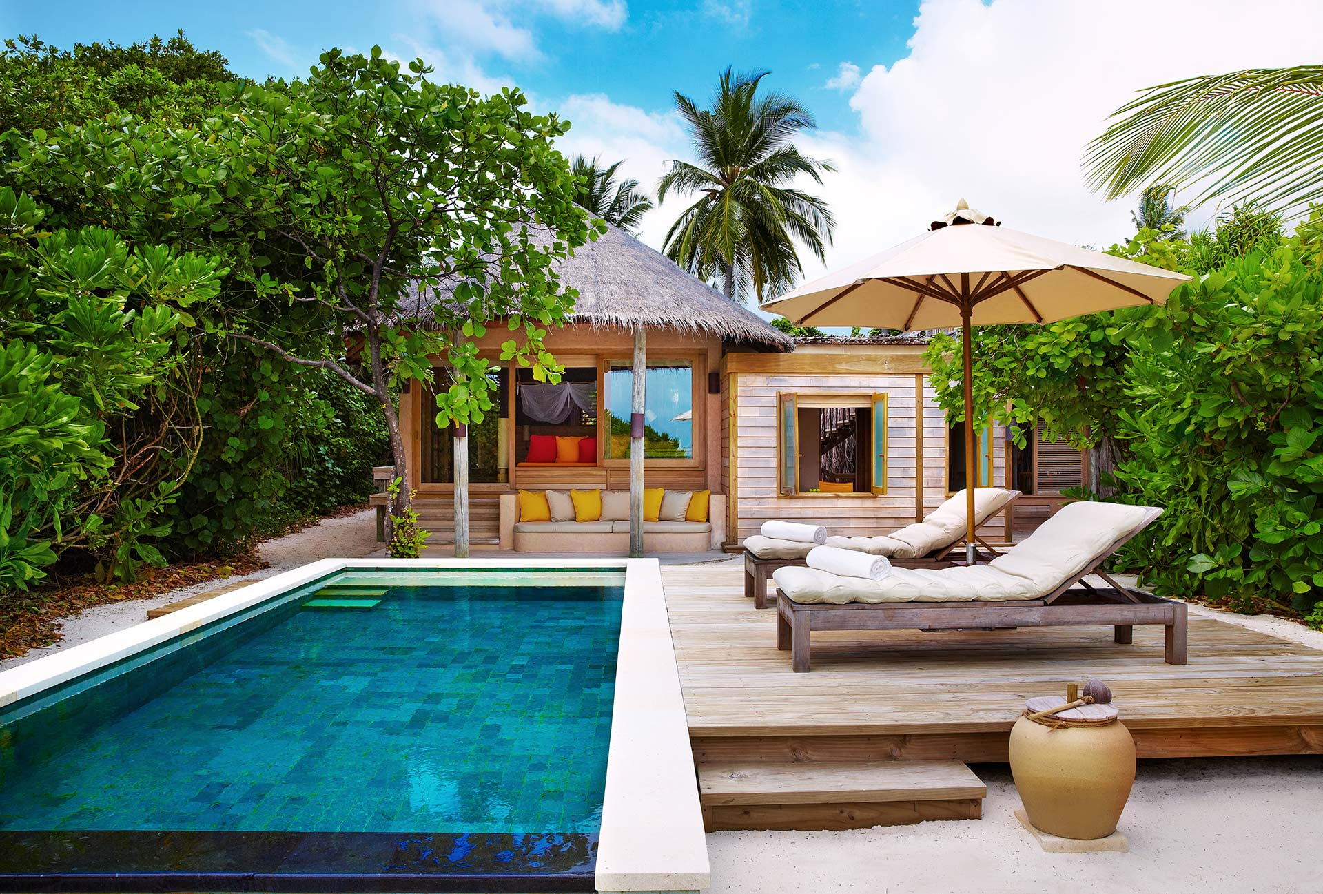 Six Senses Laamu - Family Villa with Pool