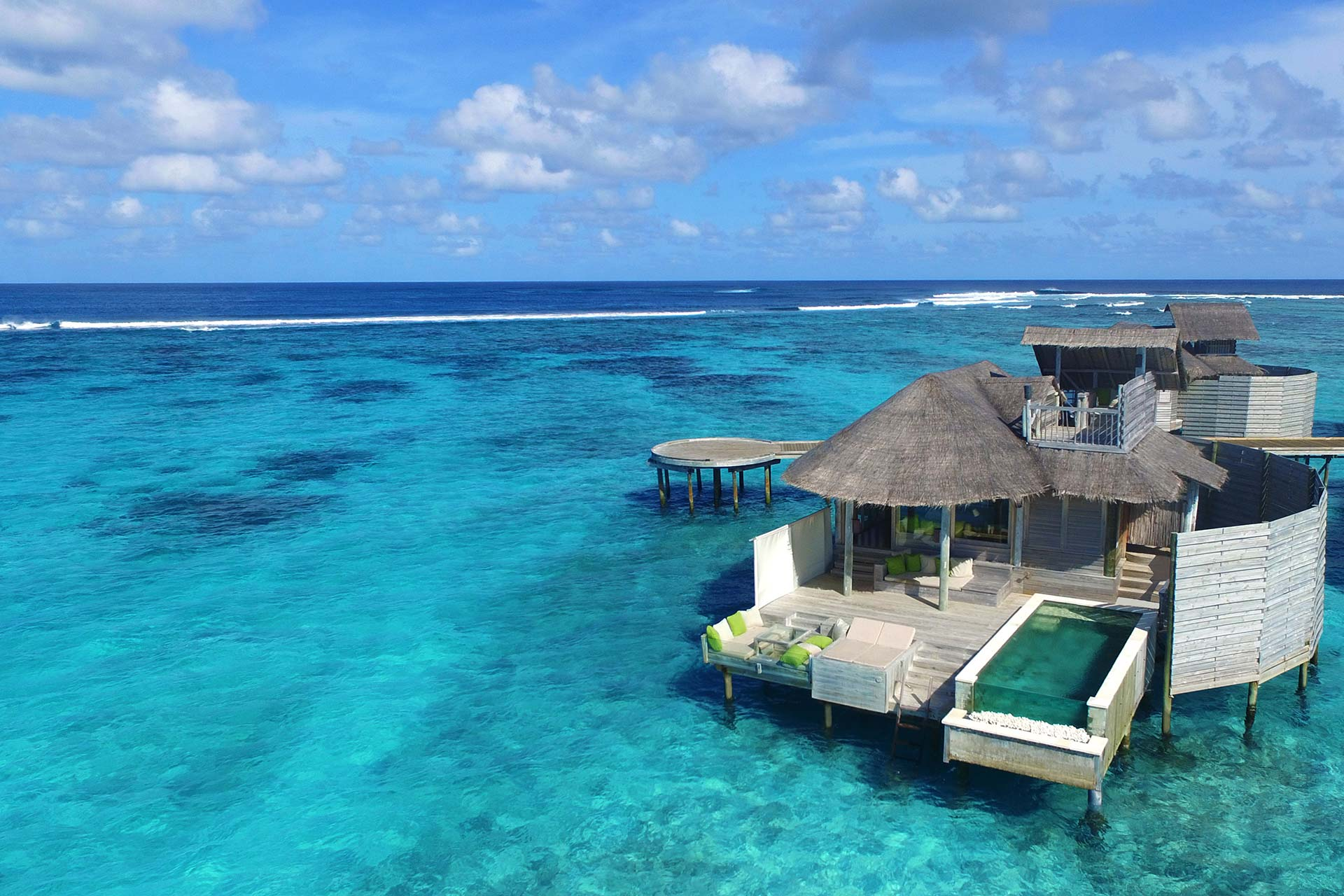 Six Senses Laamu - Water Villa with Pool