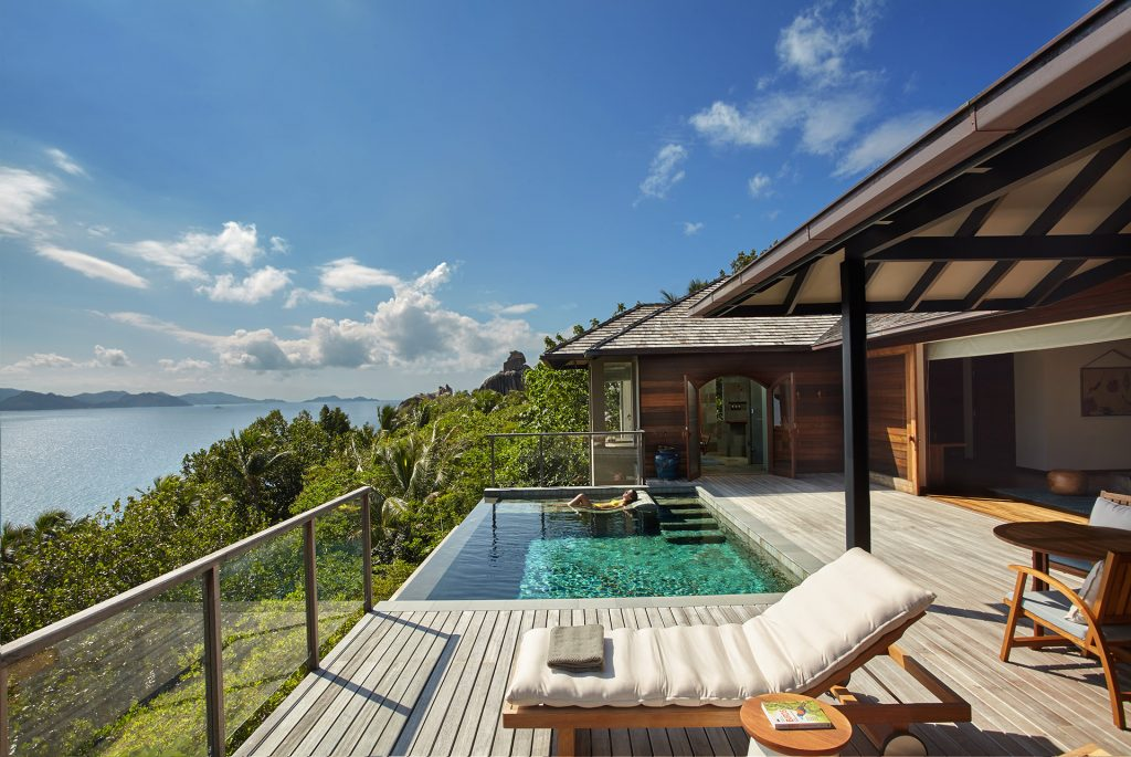 Six Senses ZIL PASYON - Three Bedroom Residence - Panorama Pool Villa
