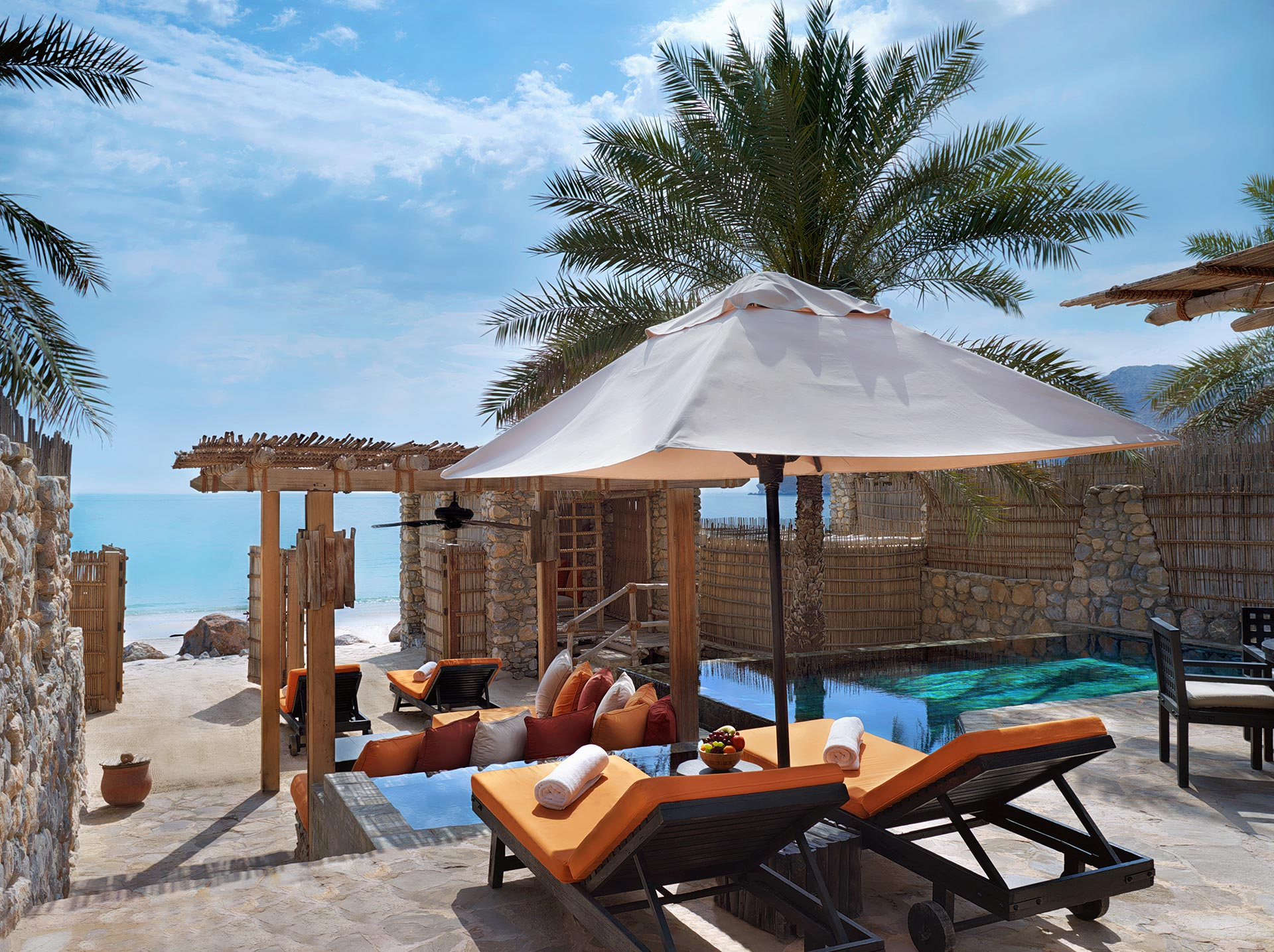 Six Senses ZIGHY BAY - Pool Villa Beachfront