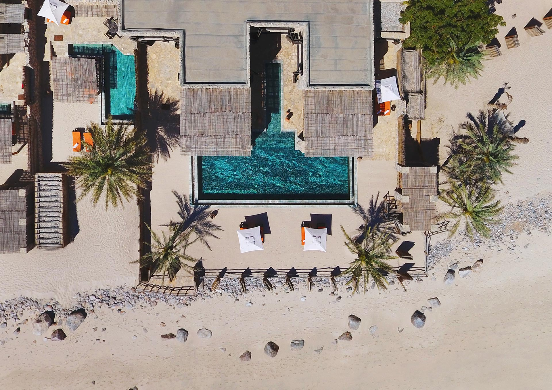 Six Senses ZIGHY BAY - Three Bedroom Beachfront_Retreat