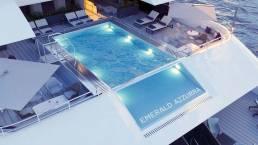 SCENIC Emerald Azzurra Pool