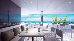 Emerald Azzurra The Terrace Dining