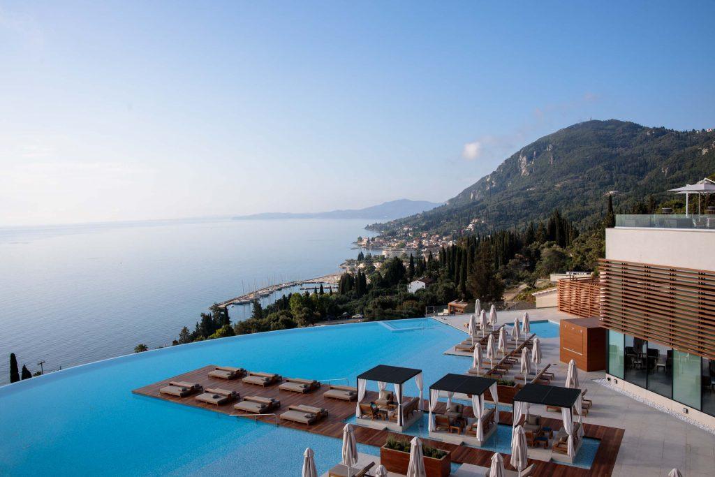 Angsana Corfu Panoramablick